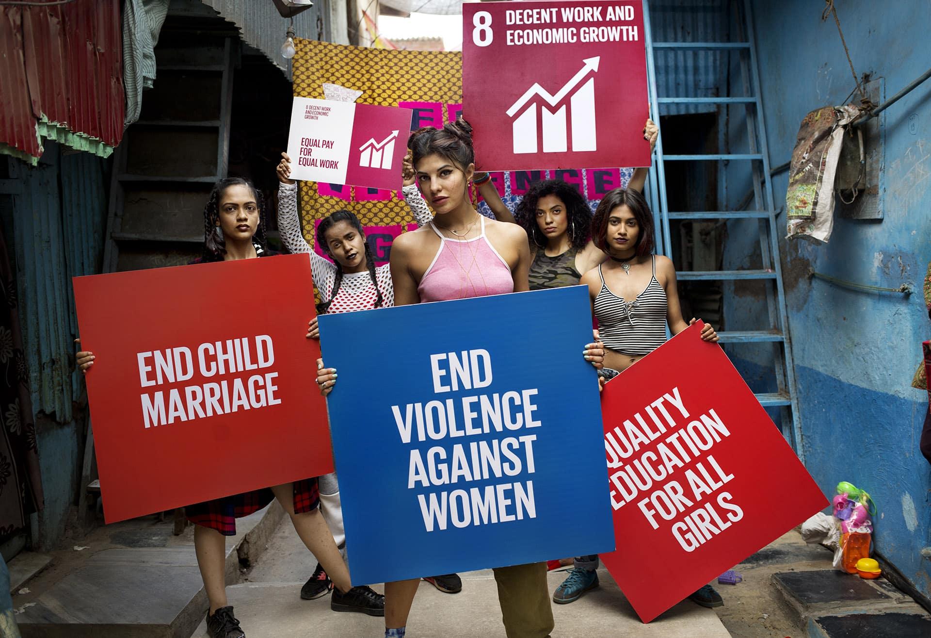 Global Girls – Mumbai, India