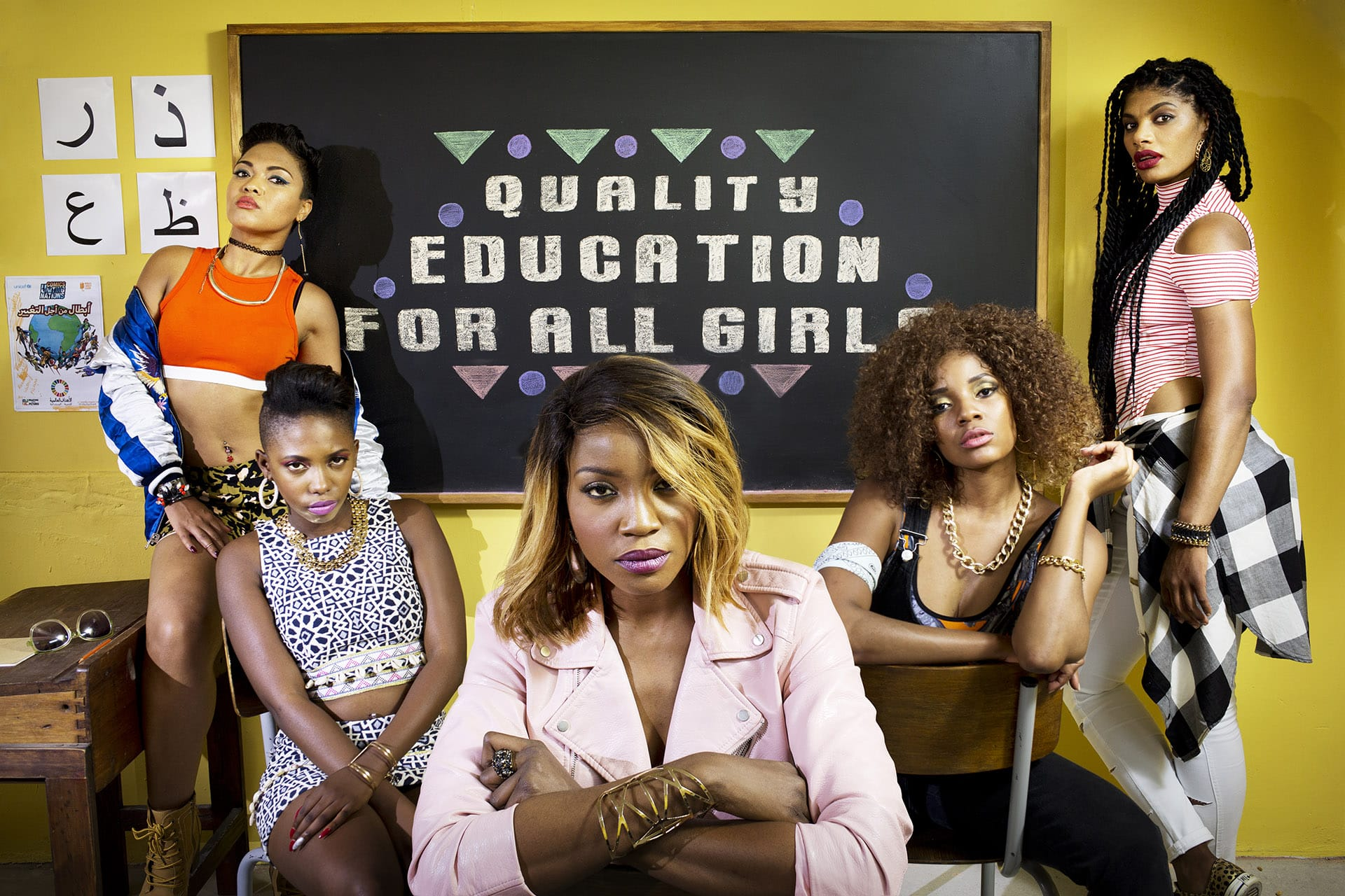 Global Girls – Cape Town, South Africa