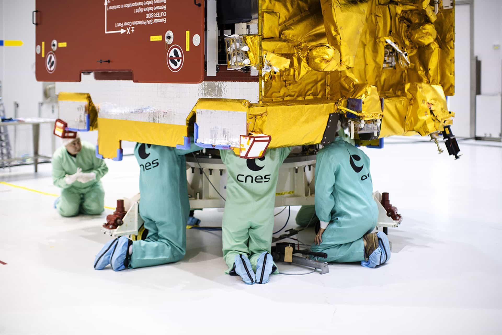 Geosynchronous Satellites