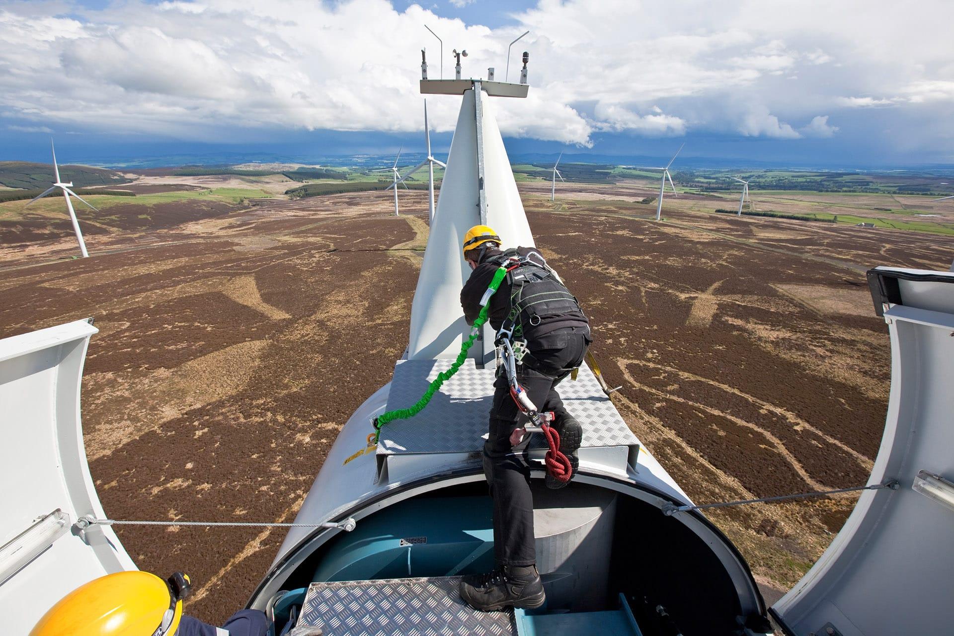 Scottish Renewables – Wind Power