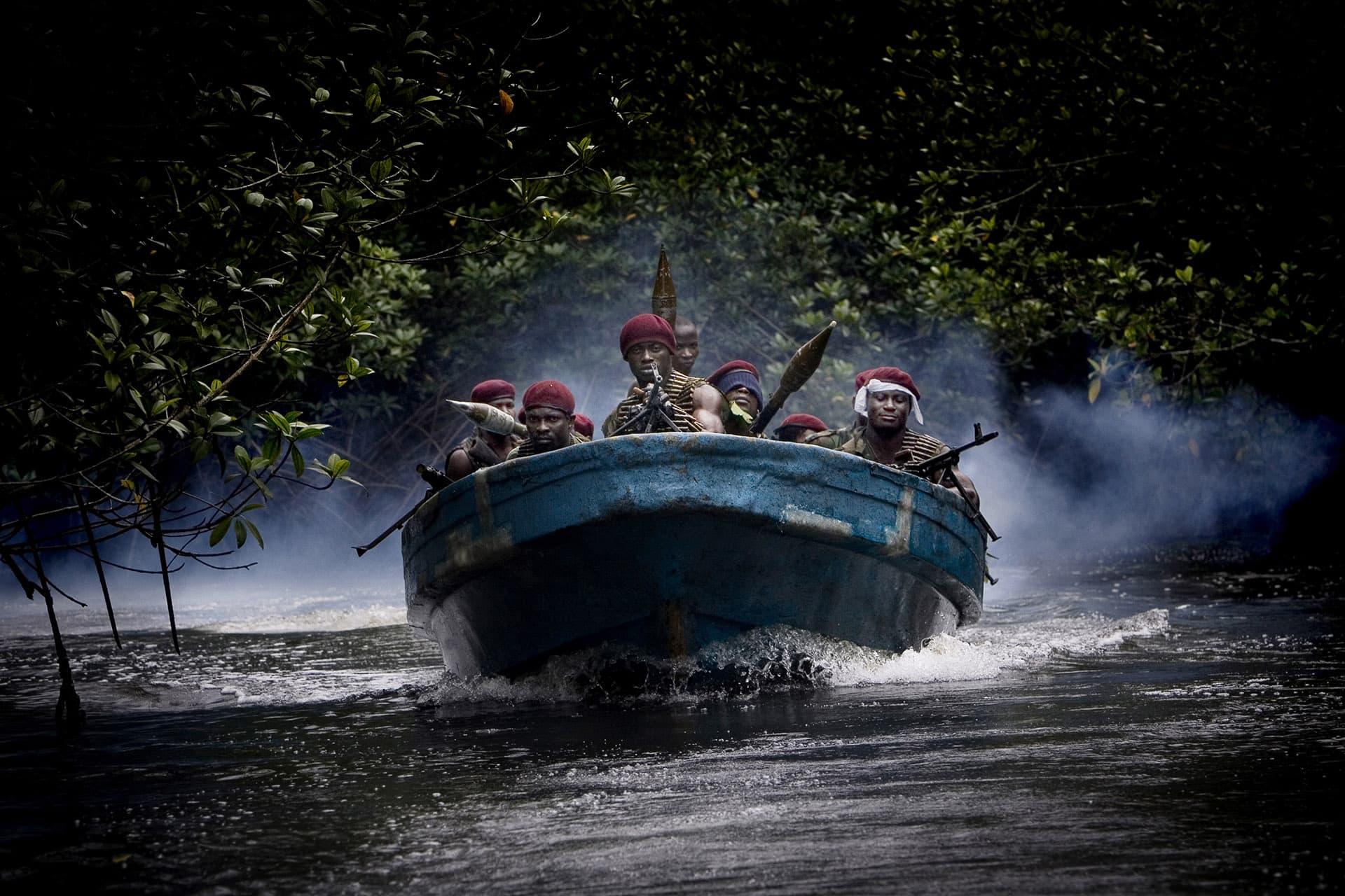 War on black gold in Nigeria
