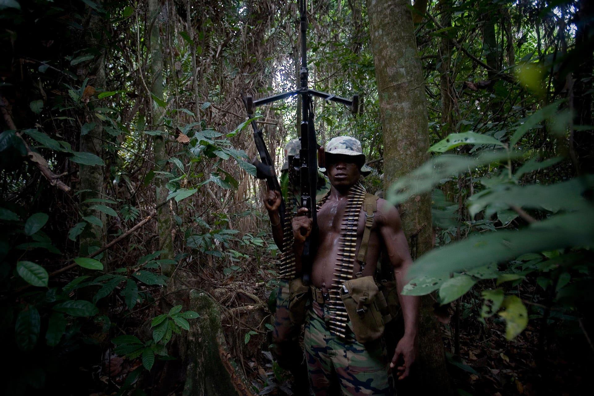Oil Pirates of Nigeria
