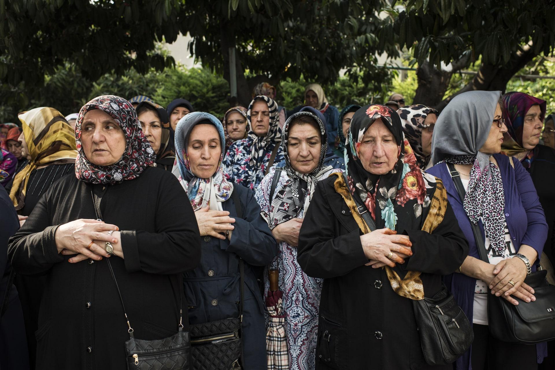 Fatih;Istanbul;Turkey;Syrian Refugees