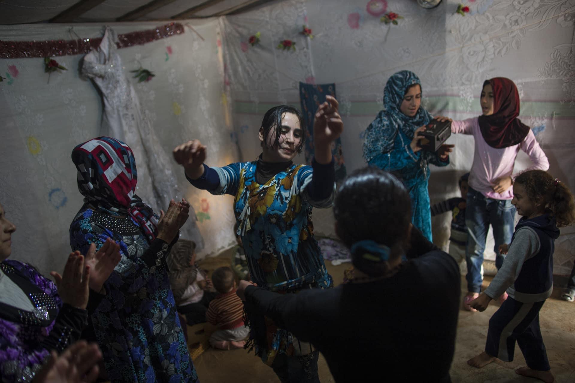 Syrian Refugees; Lebanon; Tyre