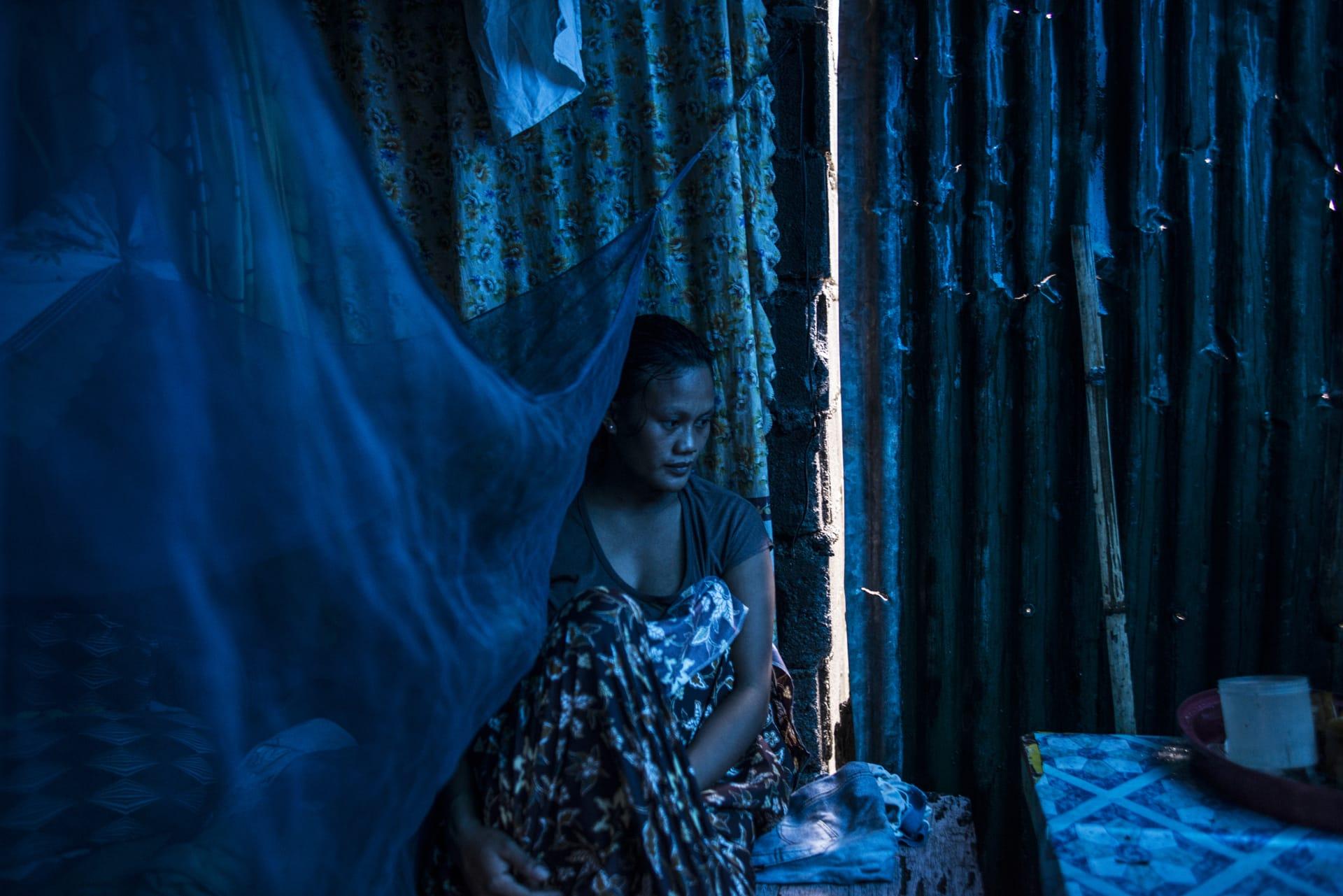 Maternal Health;Typhoon Hayien; save the children