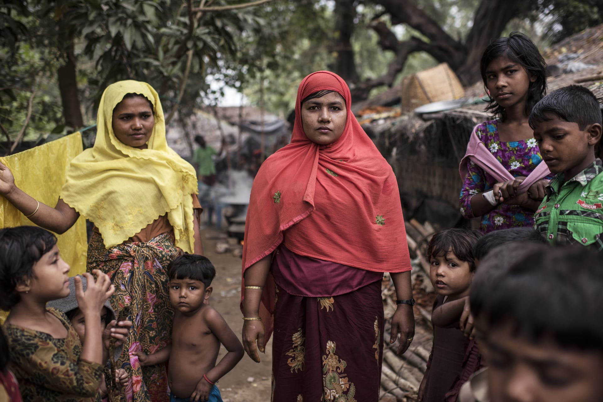 Rohingya; Bangaldesh