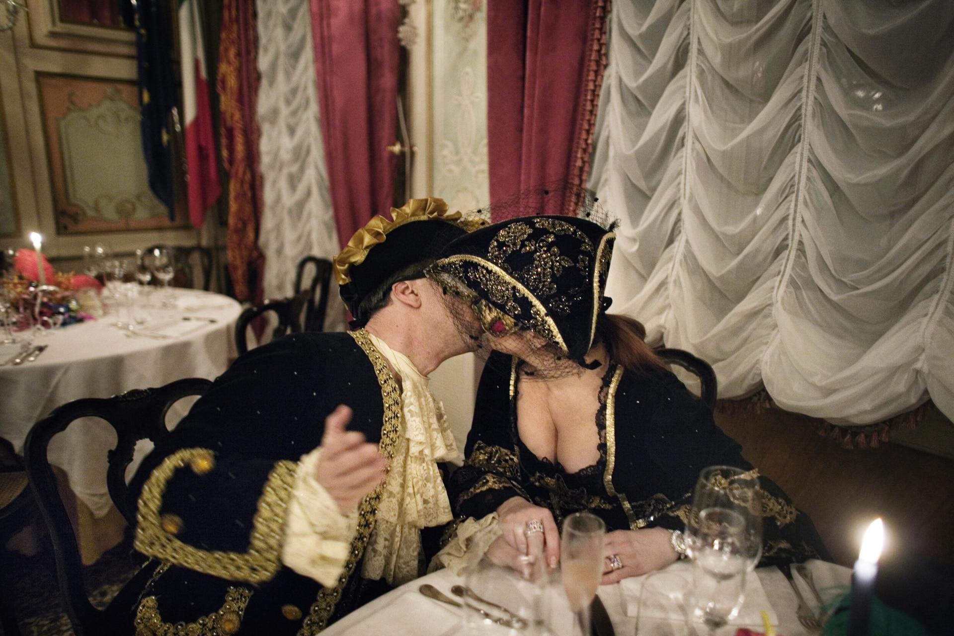 Venice Celebrates Carnival