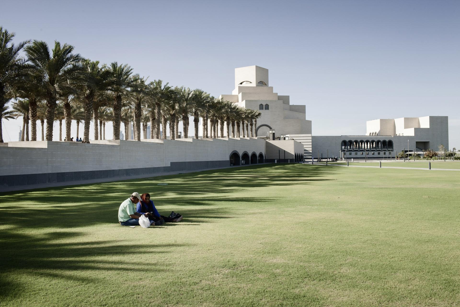 Stern Assignment in Qatar