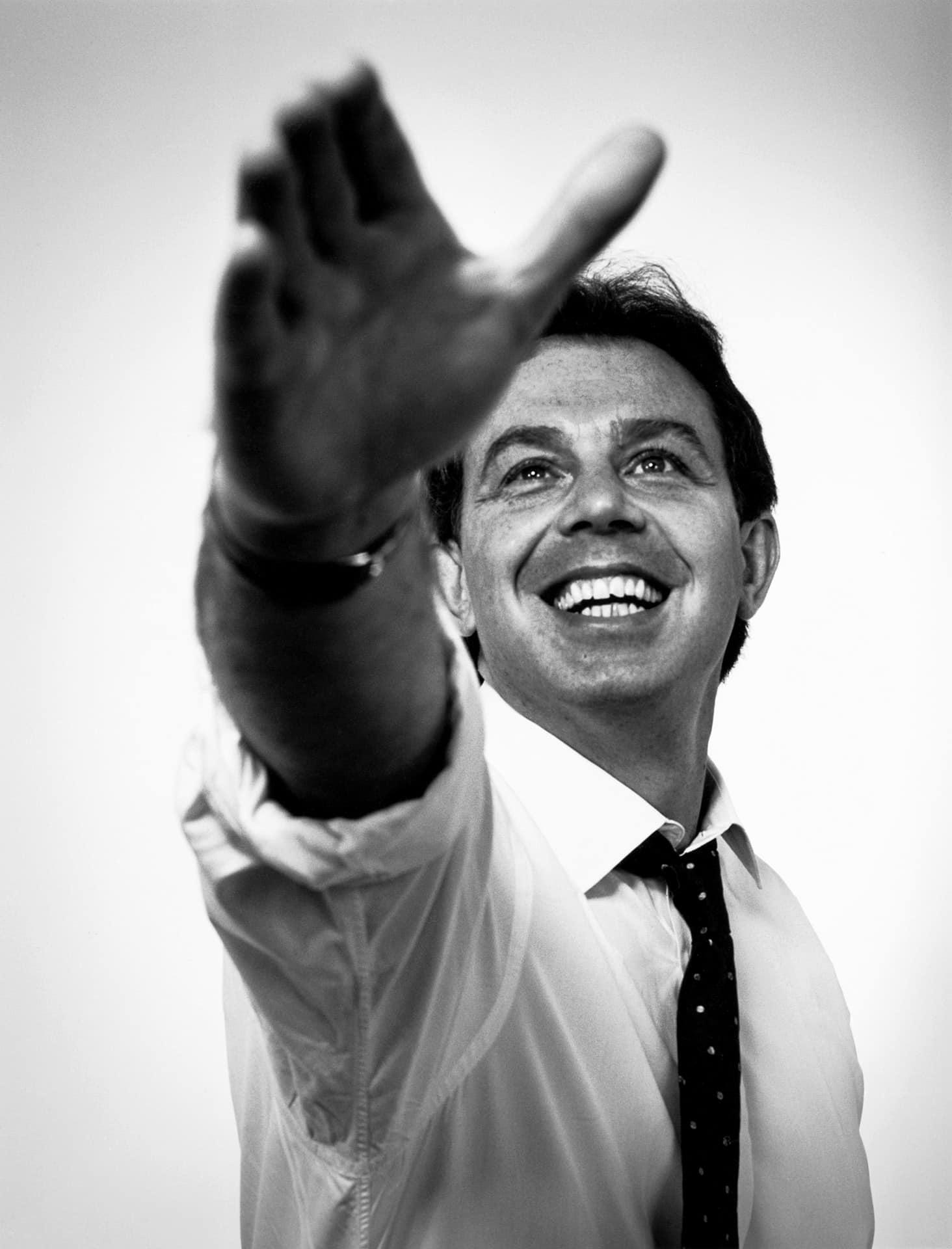 1997 Blair Election Campaign