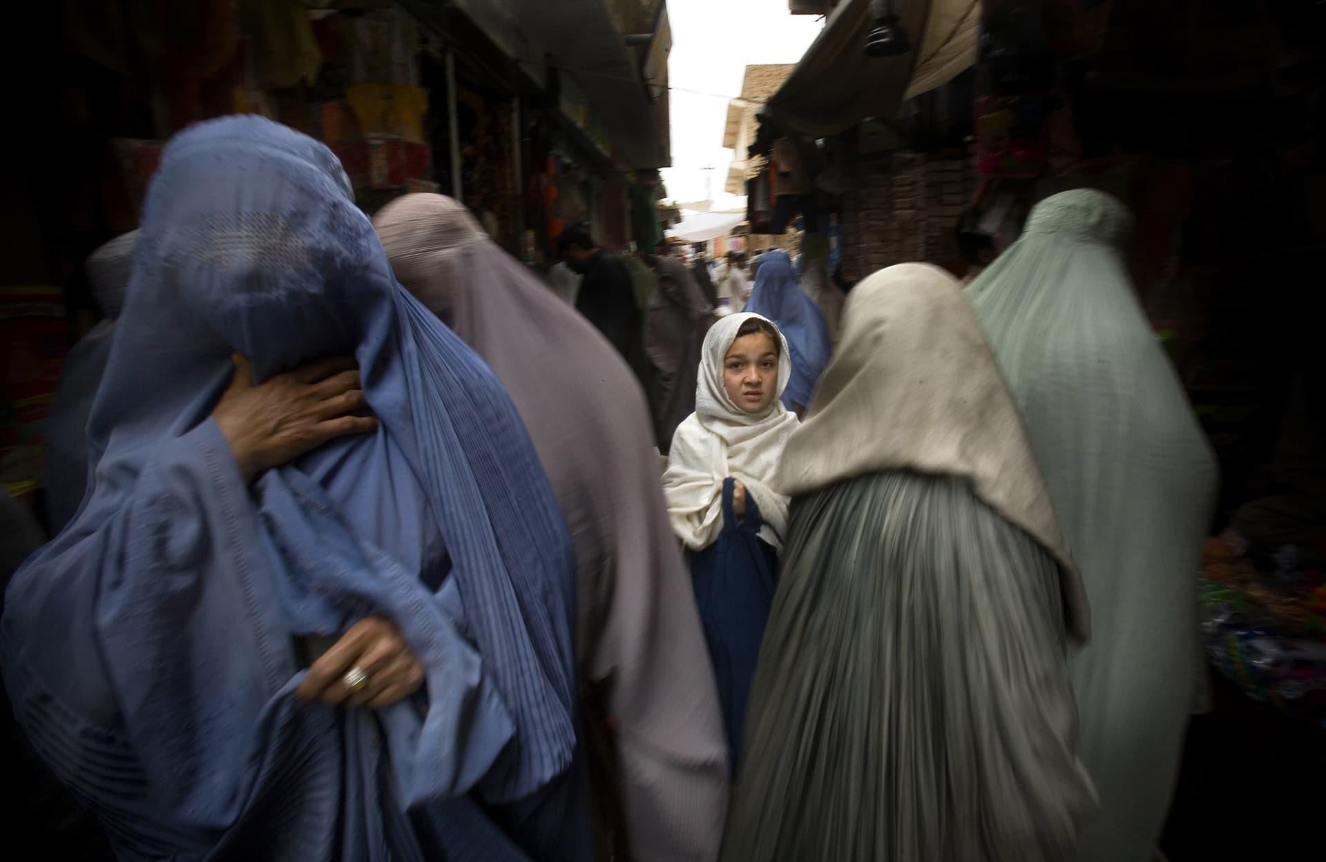Women, victims of the Retalibanization