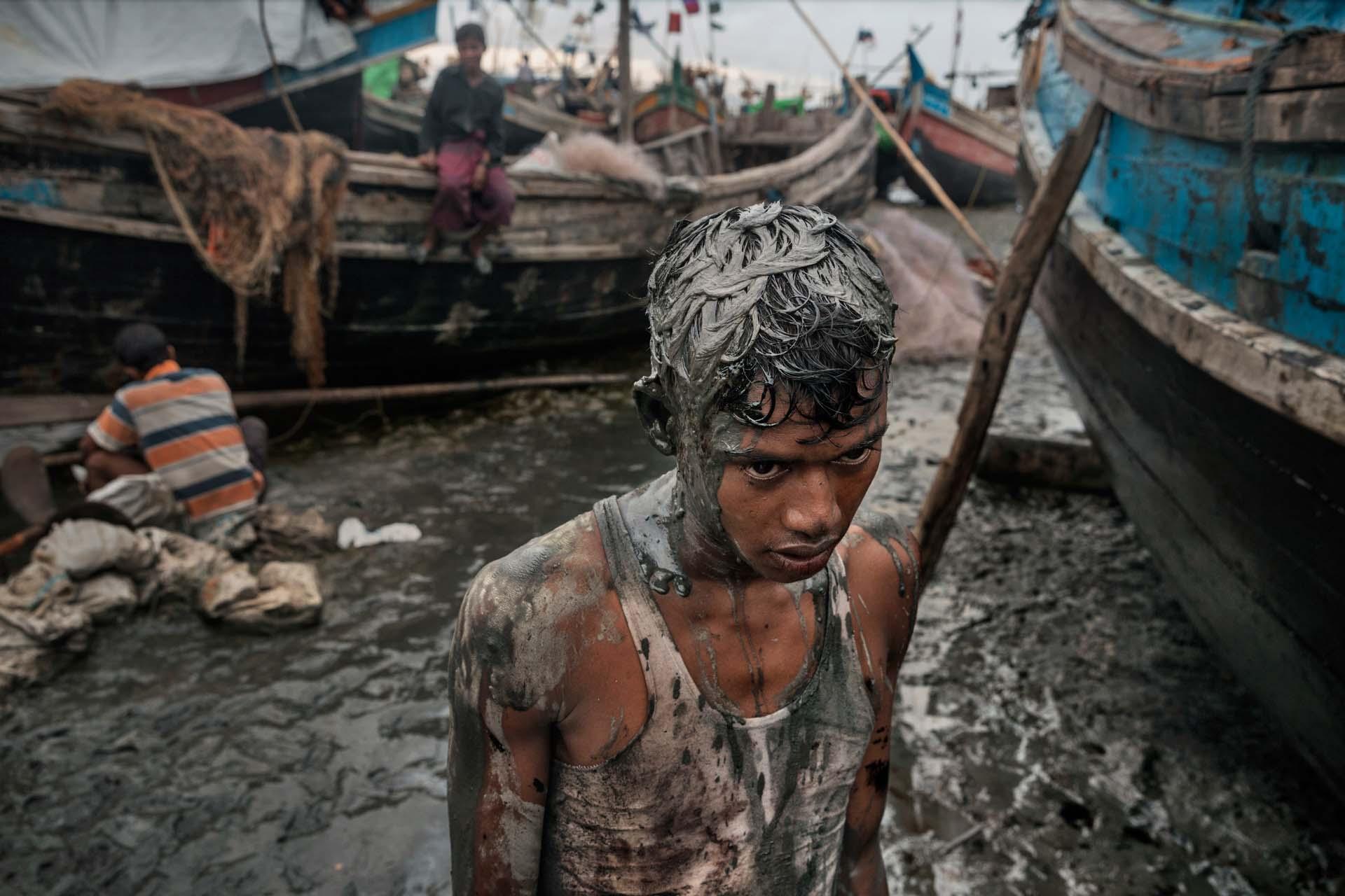 Rohingya story for Wash Post