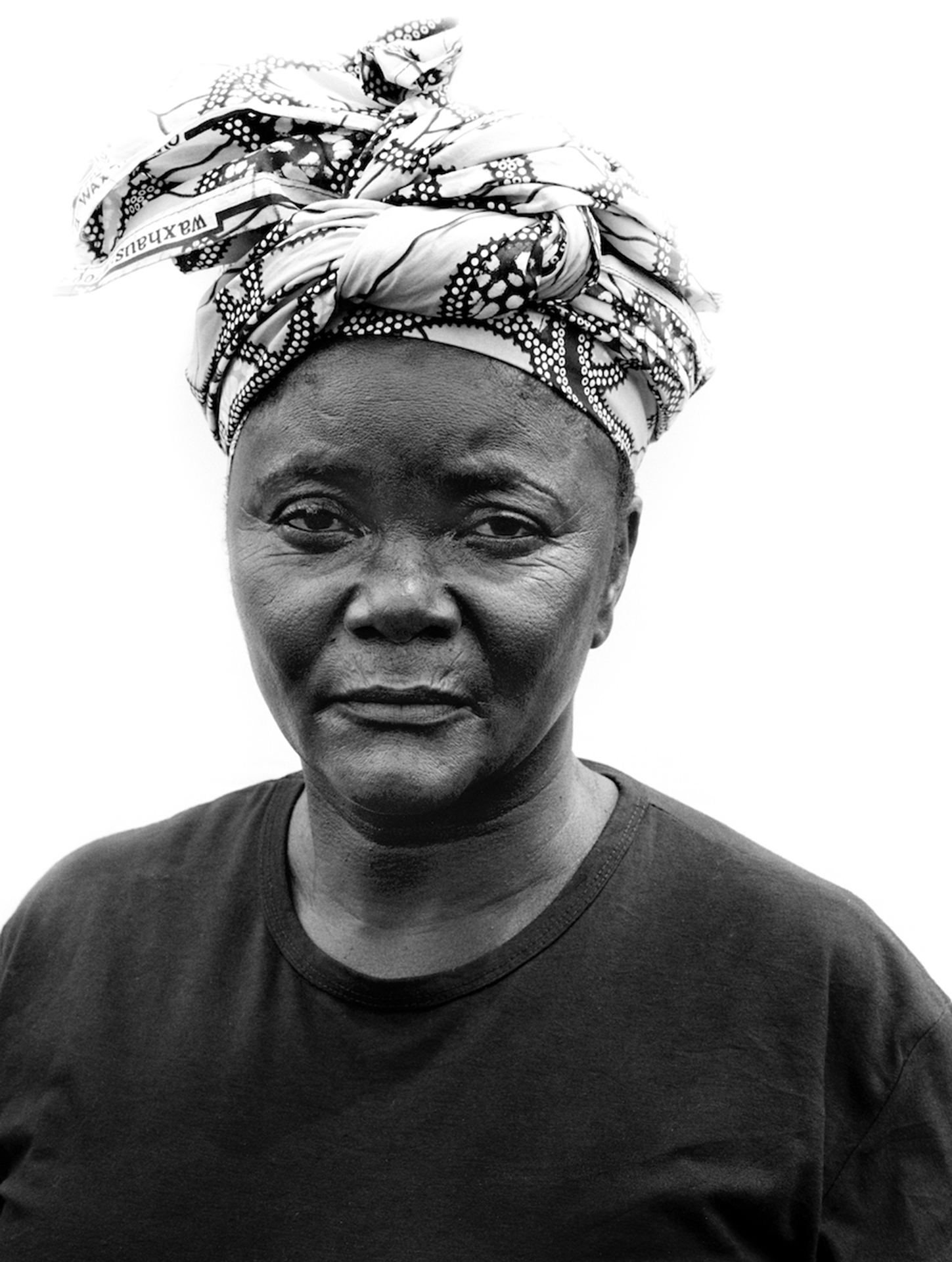 Portraits of Congolese women refugees in Lóvua, UNHCR Settlement, Angola.